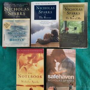 Ariana-loisirs_et_jeux-Romans-Nicholas-Sparks-(Romance)