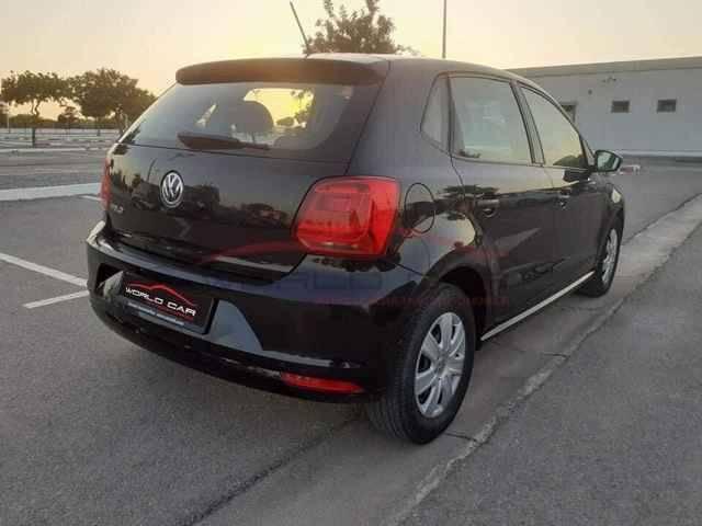 Carte voiture Volkswagen Polo