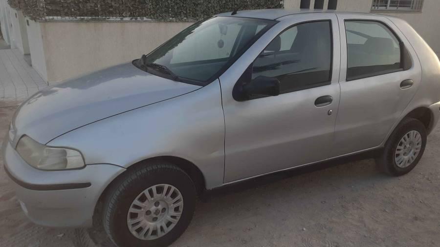 Carte voiture Fiat Palio
