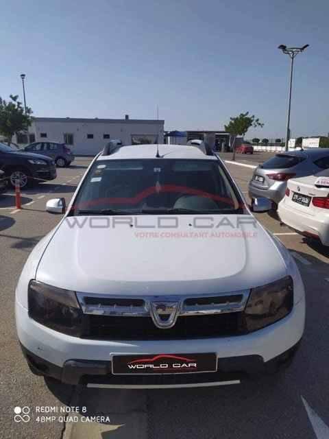 Carte voiture Dacia Duster