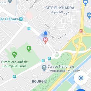 Tunis-immobilier-A-partager-pour-fille