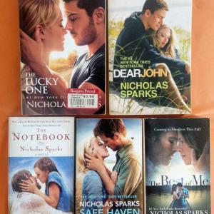 Tunis-loisirs_et_jeux-Nicholas-Sparks-Books