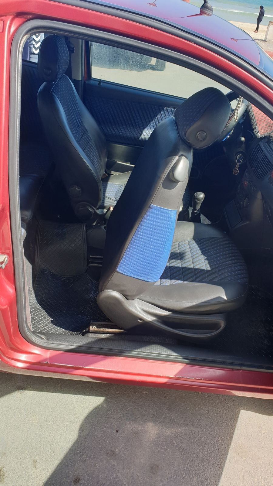 Carte voiture Fiat Punto