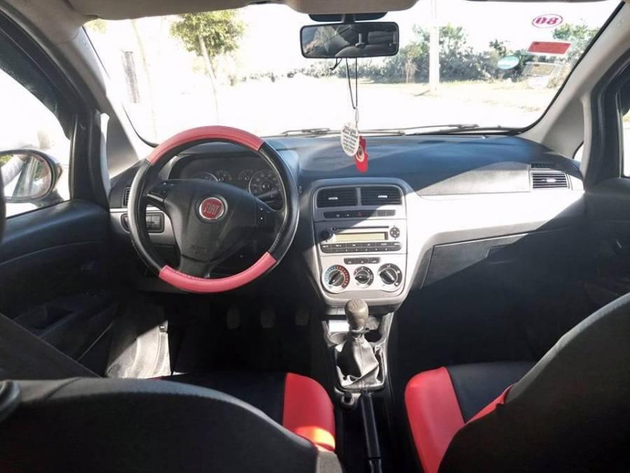 Carte voiture Fiat Grande Punto