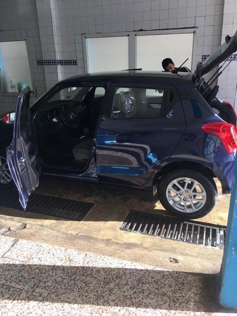 Carte voiture Suzuki Swift