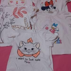 Ariana-bebe_et_enfant-t-shirts-en-Cotton-quasi-neuf-24-mois-bébé-fille+