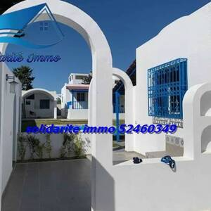 Nabeul-immobilier-A-Louer-maison(ou-villa)-Meublé-6-Pièces