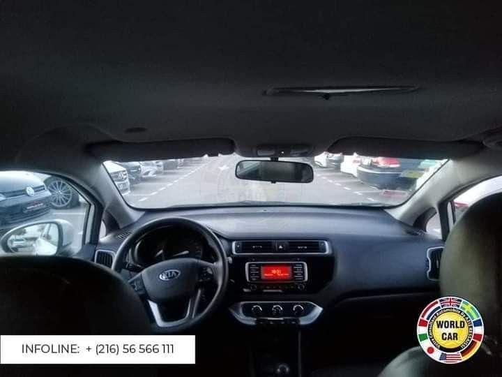 Carte voiture Kia Rio