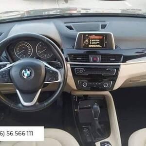 Tunis-voitures-Bmw-(BMW-X1)-2017-Automatique-Essence