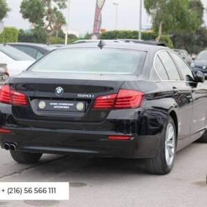 Tunis-voitures-Bmw-(BMW-Serie-5)-2017-Automatique-Essence
