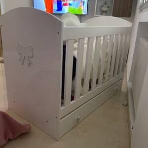 Ariana-bebe_et_enfant-Lit-bébé-avec-matelas