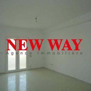 Sousse-immobilier-A-Vendre-Appartements-Non-Meublé-2-Pièces