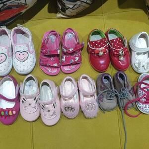 Monastir-bebe_et_enfant-lots-chaussures-très-bon-état