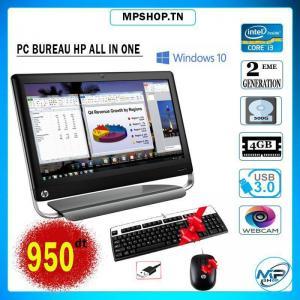 Tunis-informatique_et_multimedia-PC-BUREAU-ALL-IN-ONE-HP