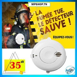 Tunis-materiaux_et_equipement-Détecteur-De-Fumée-ANGELEYE