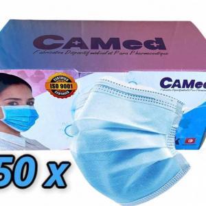 """Ariana-autres-Pack-de-50-Masque-de-Protection-Médical-""""ISO-9"""