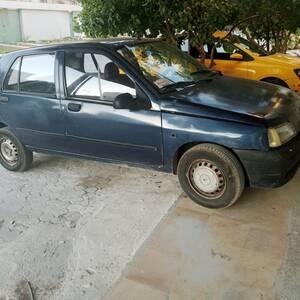 Ariana-voitures-Renault-(Clio)-1999-Manuelle-Essence