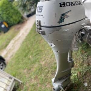 Monastir-vehicules_et_pieces-hors-bord-Honda-15-CV-4-temps