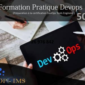 Tunis-emploi_et_services-Formation-#DevOps-Tools